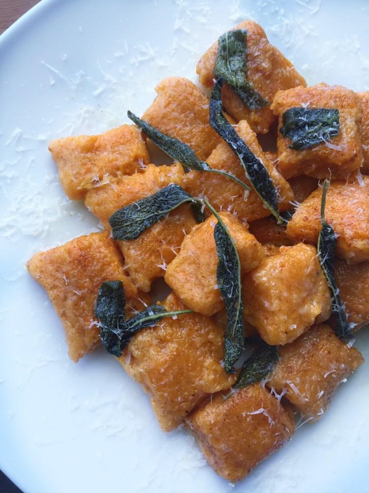 Sweet Potato Gnocchi via Farmigo: Your Personal Farmers Market