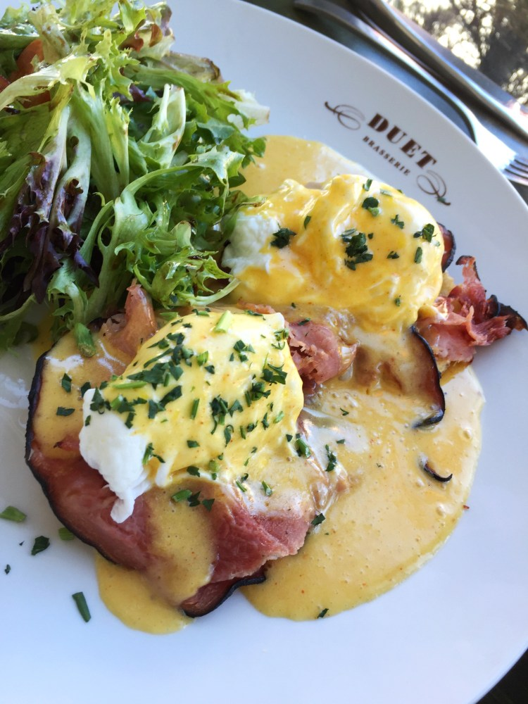 Duet_Gilt eggs benny new