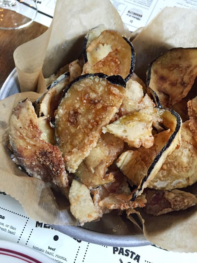 Polpettina Eggplant Chips 2