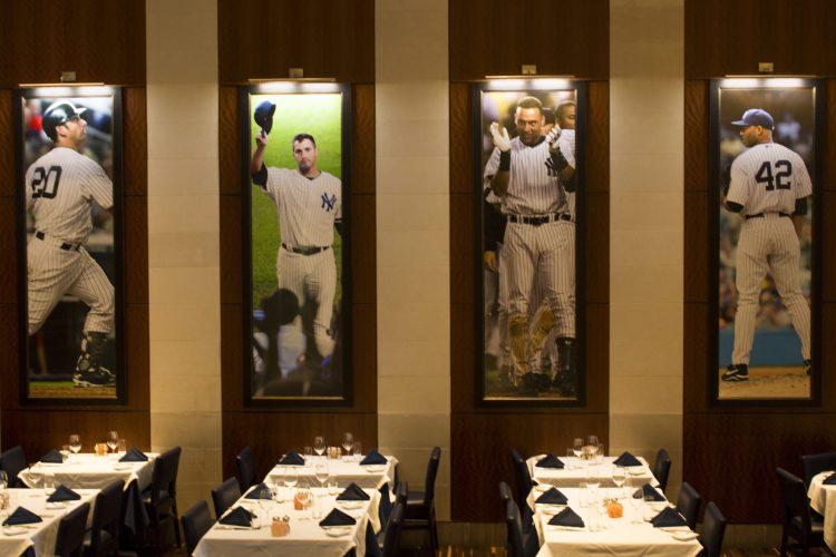 New York Yankees Steakhouse STAR copy