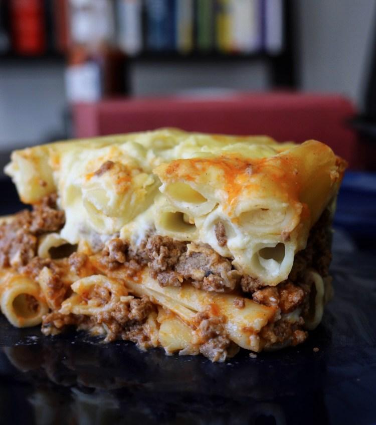 Mom's Pastitsio (Greek Lasagna) Recipe