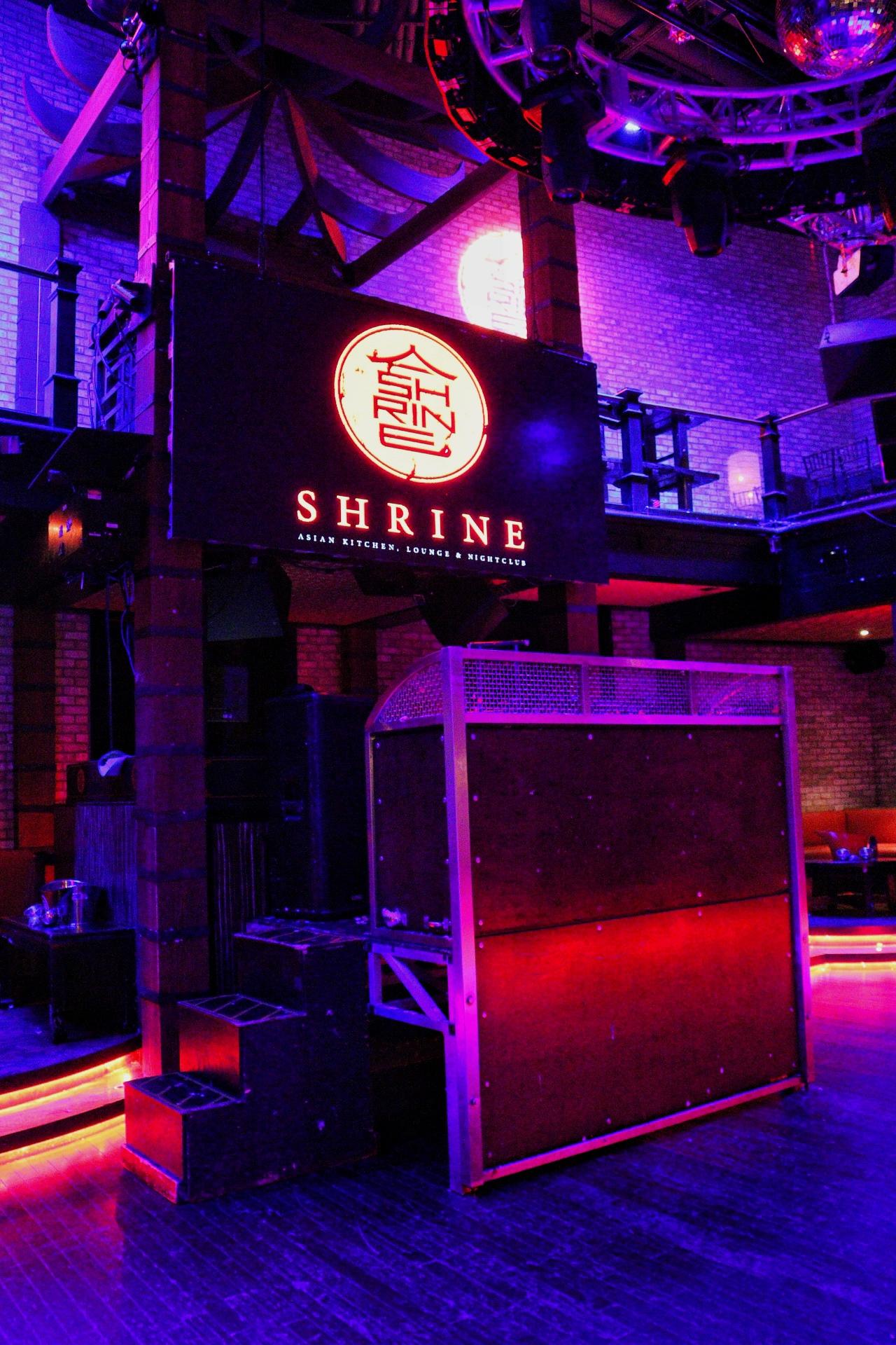 Shrine Nightclub