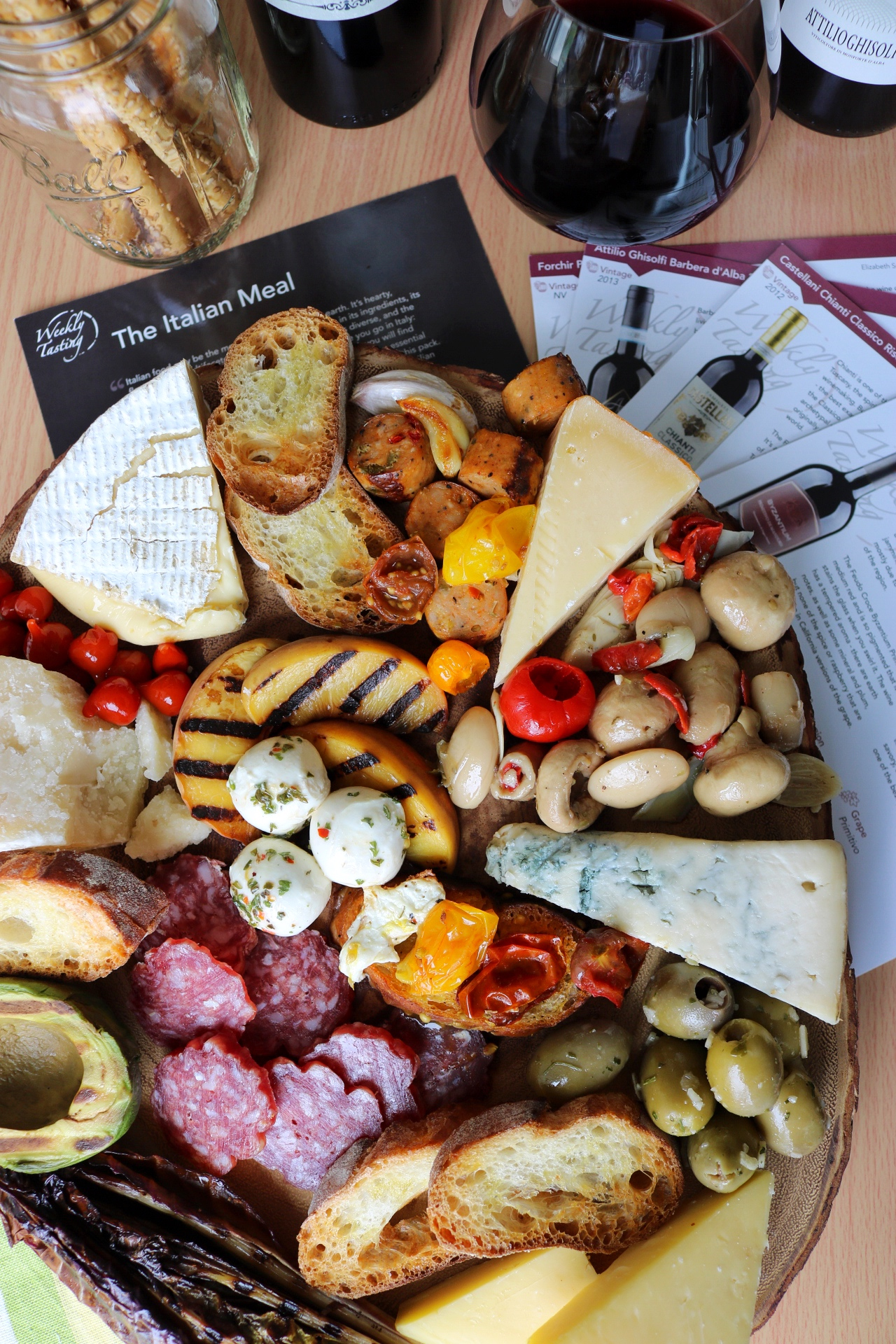 Weekly Tasting - WTSO - Dara Pollak