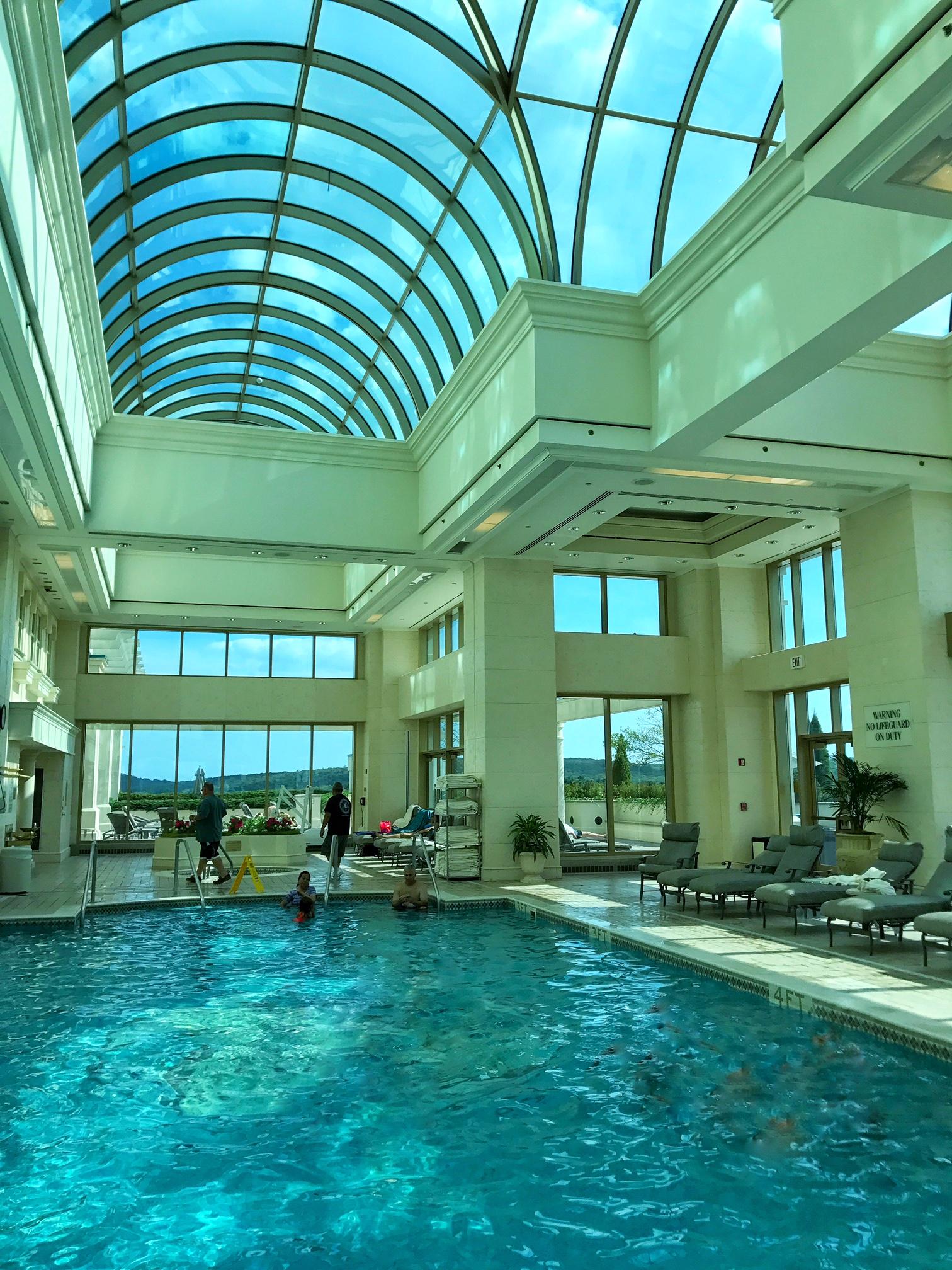 Norwich Spa - Pool