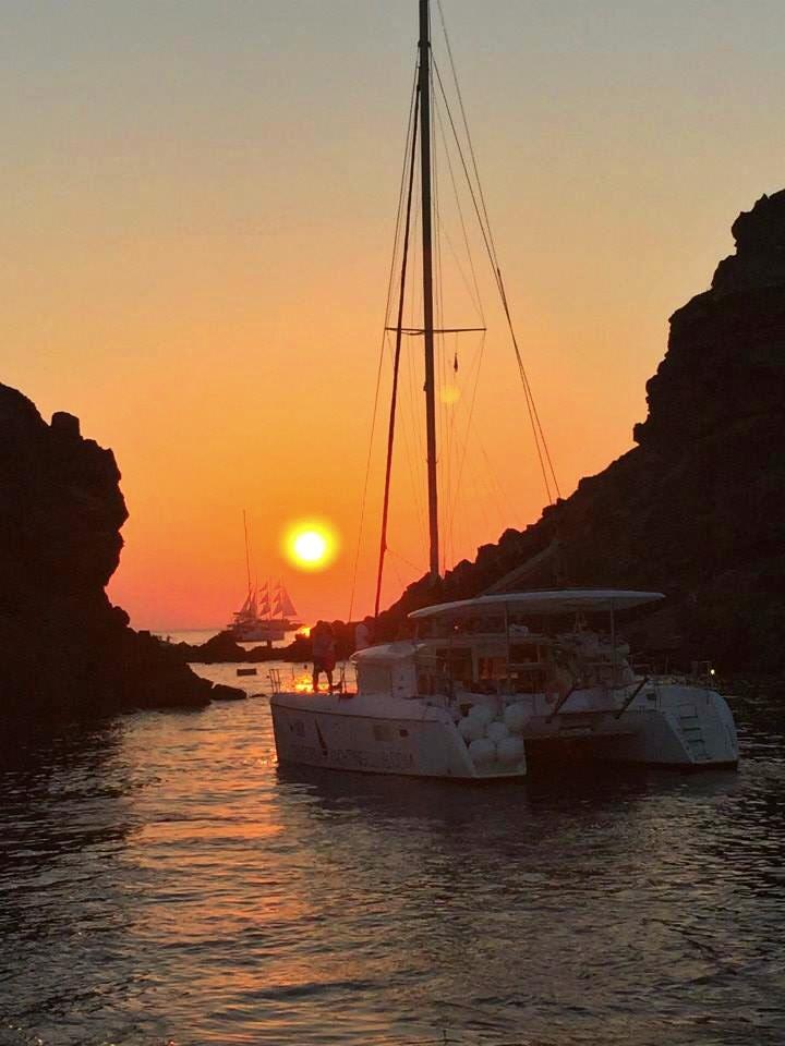 Santorini sunset 4