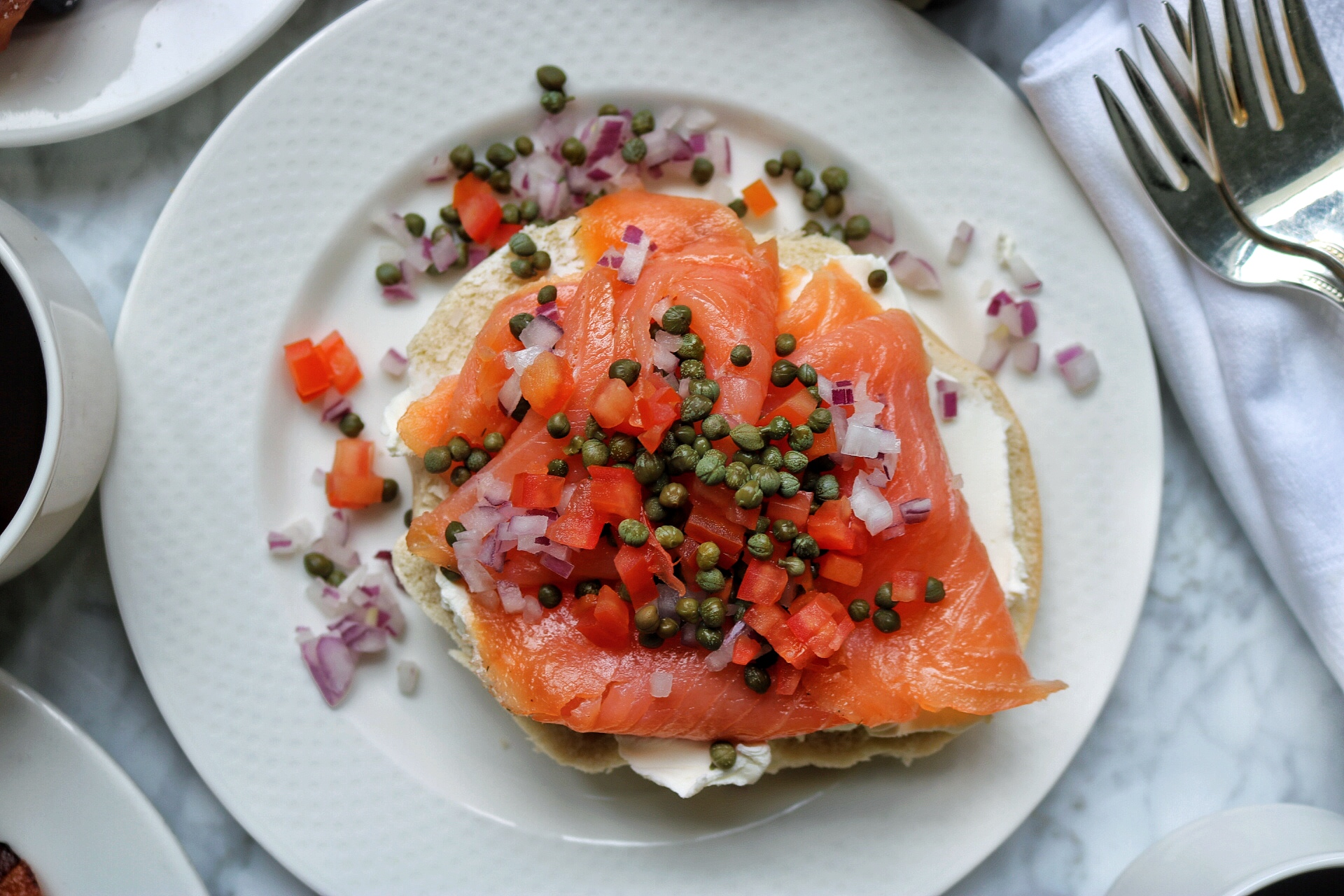 The Belmond - Lox