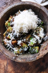 Gelso & Grand brussels sprouts