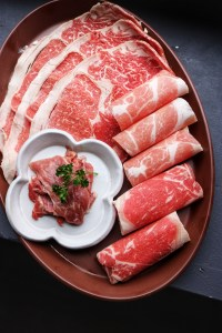 Tang Hot Pot meat