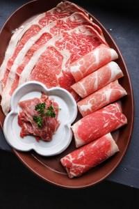 Tang Hot Pot meat