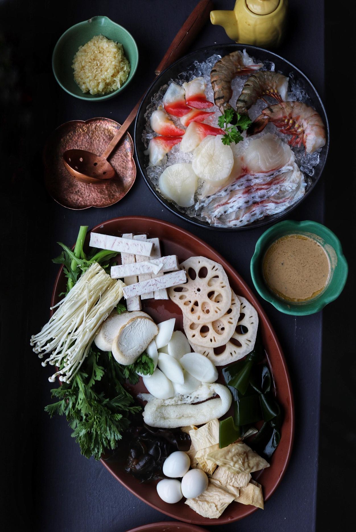 Tang Hot Pot vegetarian