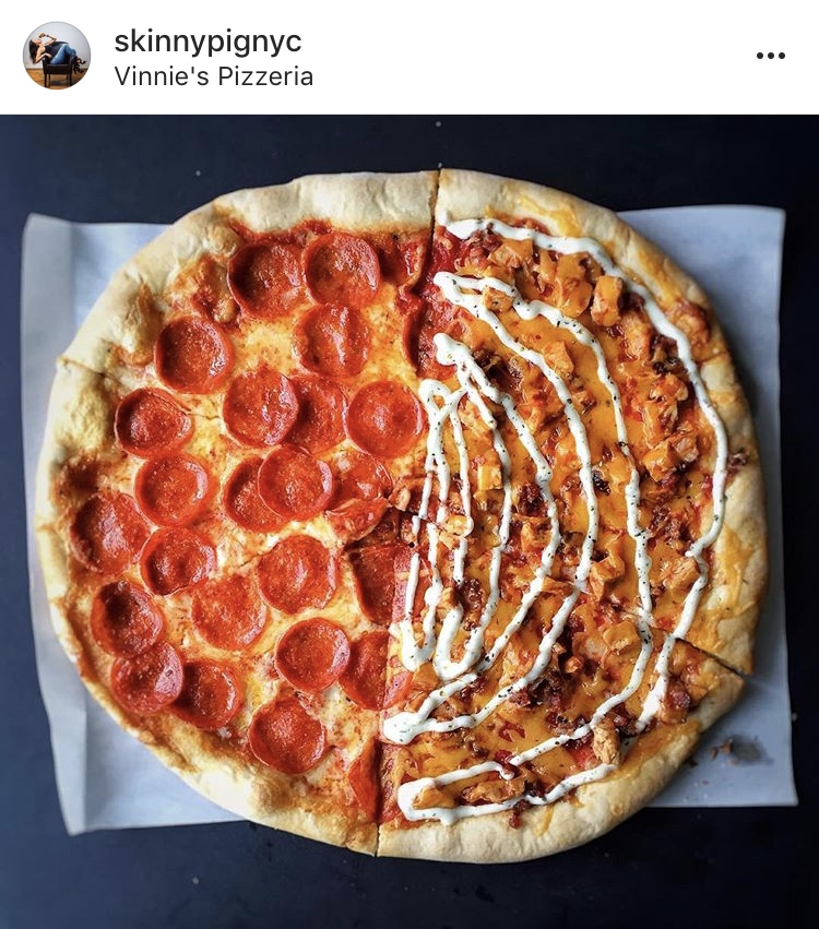 vinnies brooklyn pizza