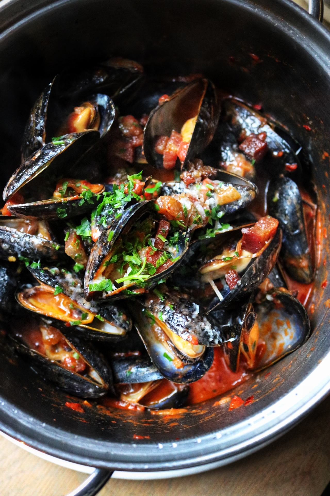 Flex Mussels