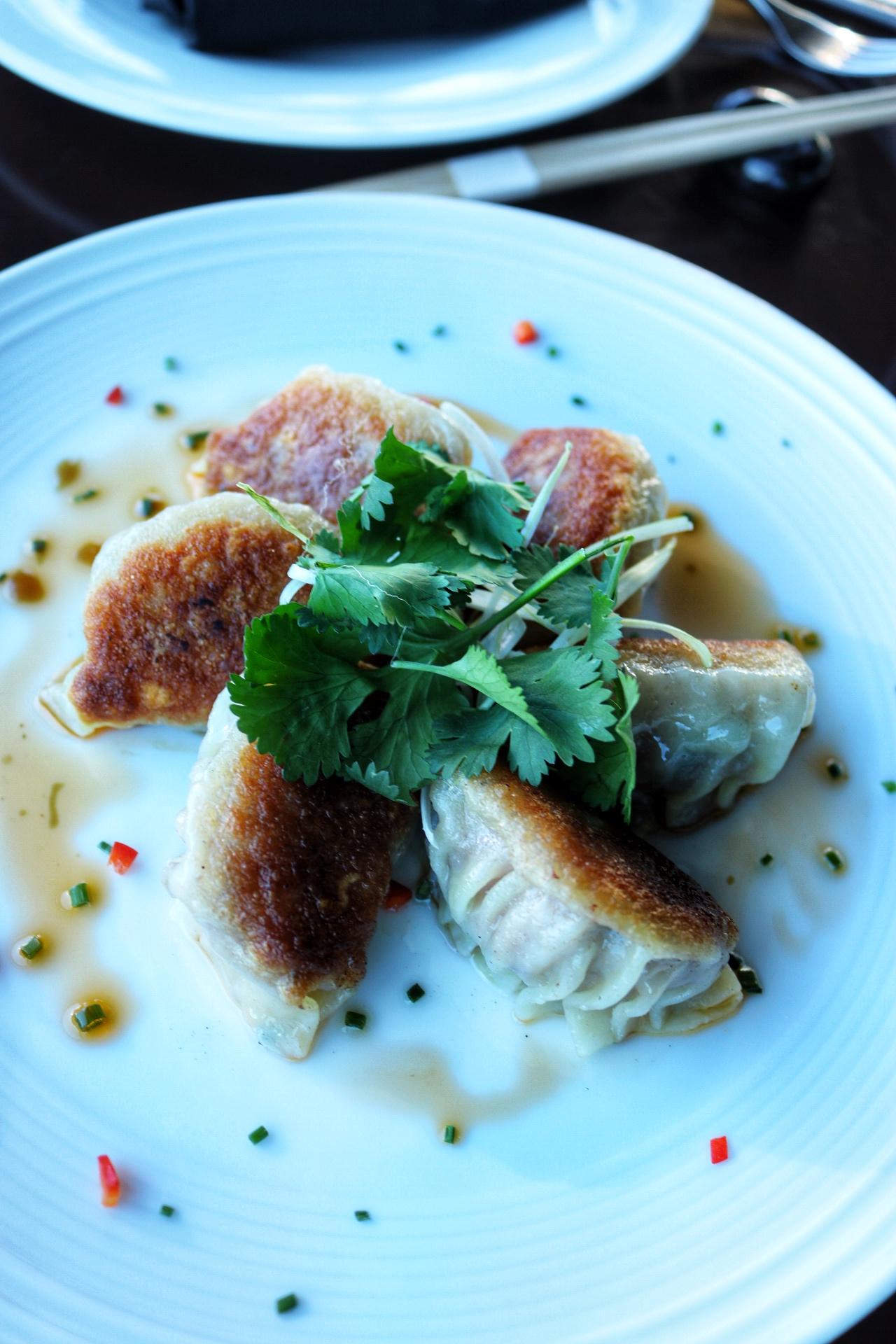 Nest @WP24 Ritz-Carlton - Dumplings