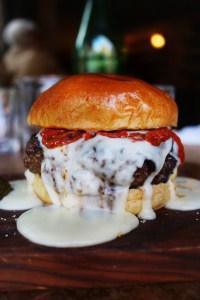Suprema Provisions burger