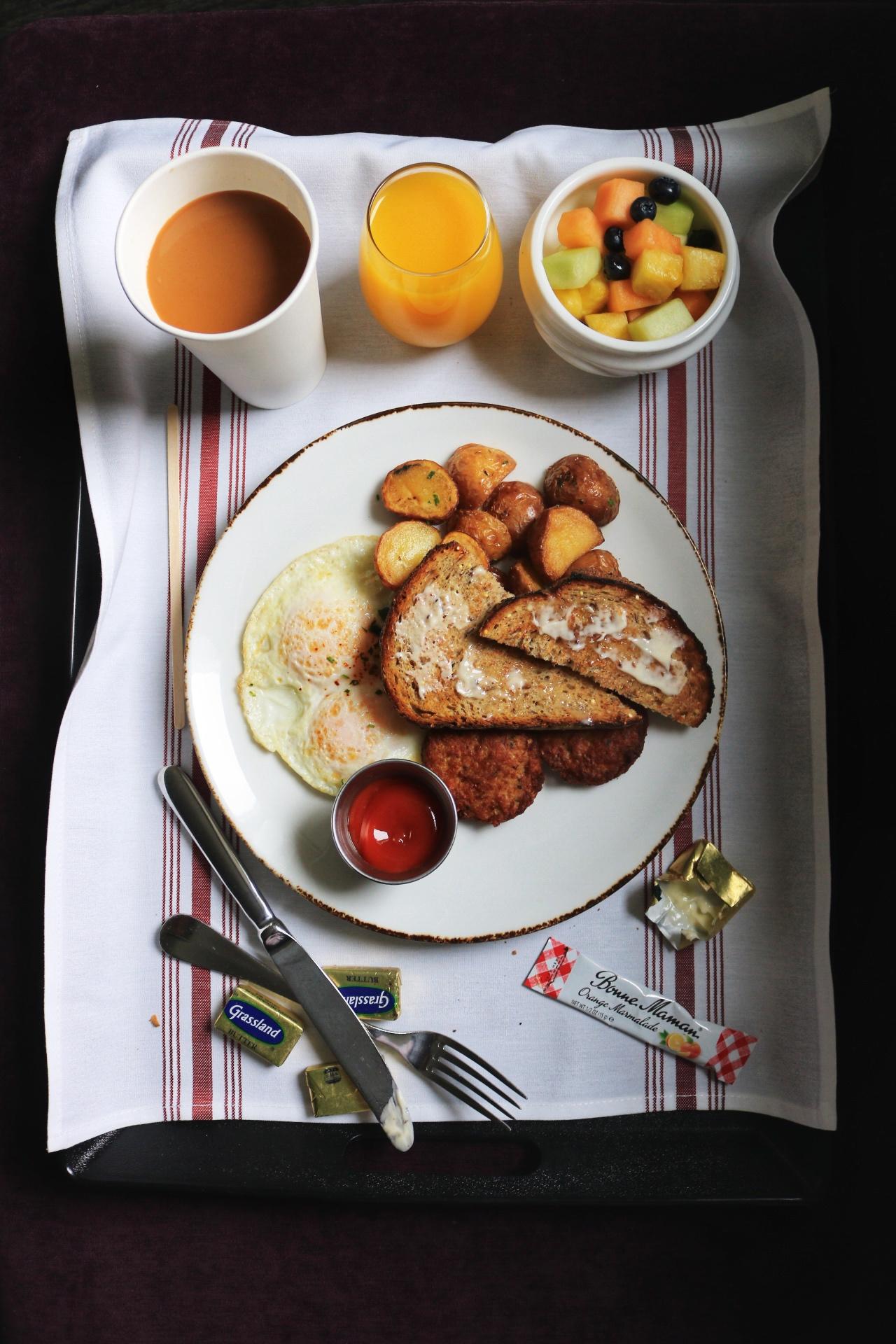 The Godfrey Hotel - Breakfast