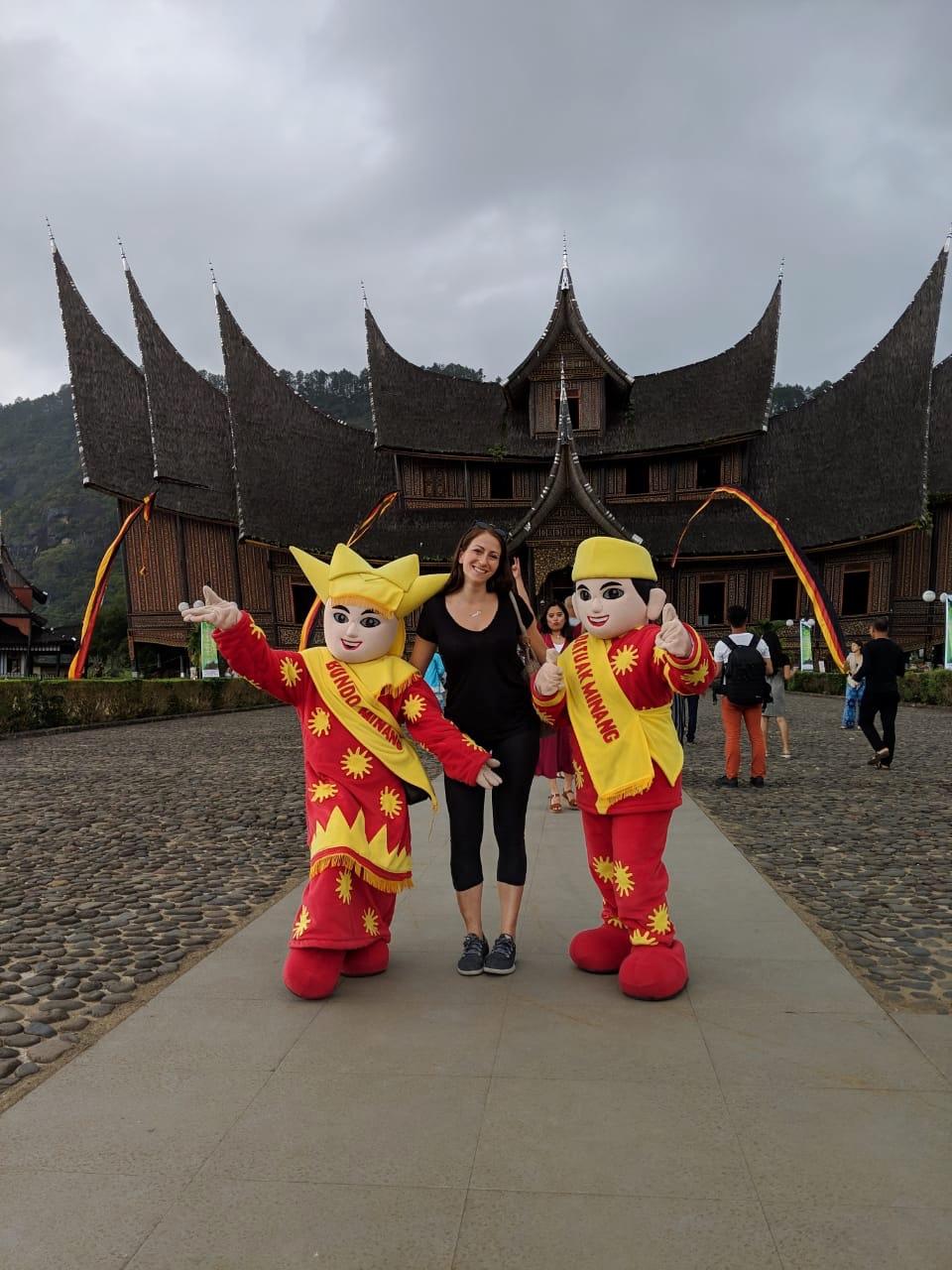 Pagaruyung Palace - Padang