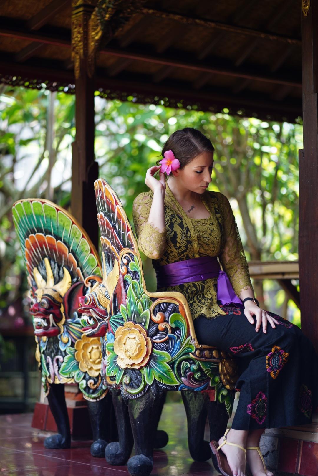 Puri Peliatan - Bali Indonesia