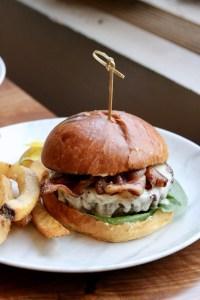 Burger Bluebird London NYC