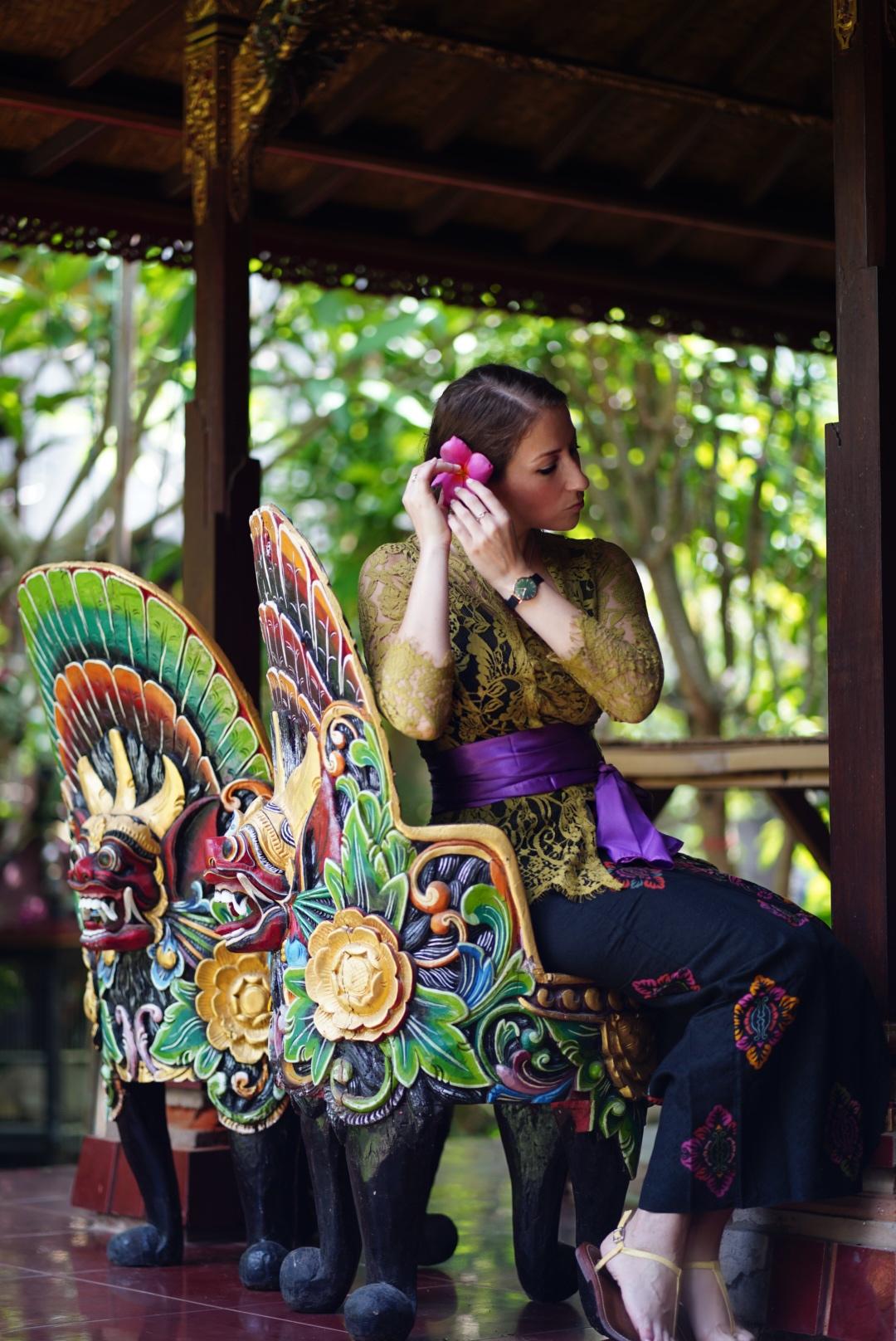 Puri Peliatan Palace Bali