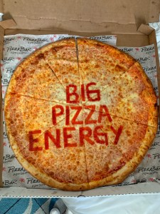 Pizza Bar SB - Big Pizza Energy