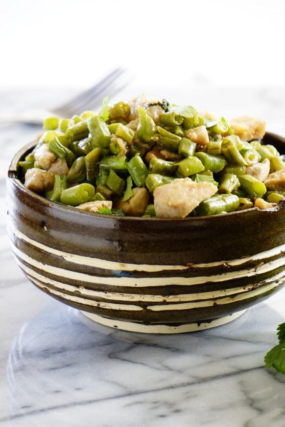 Green Beans-Vegetarian