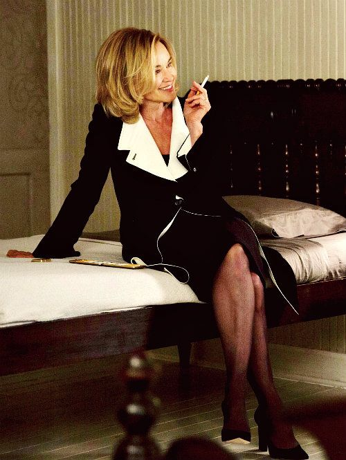 Are not Jessica lange s legs