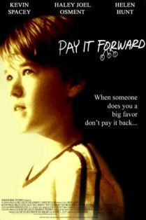 Pay It Forward (2000) - poster