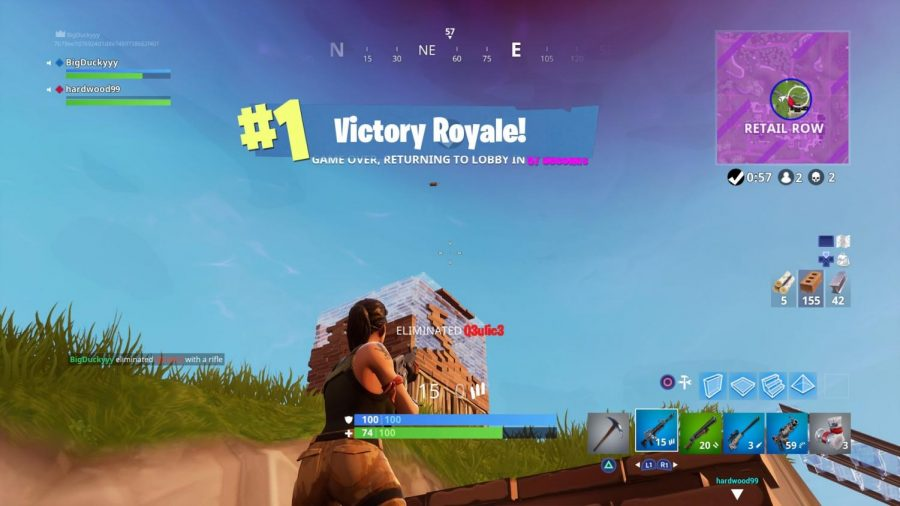 Fortnite Battle Royale Everyones New Favorite Game The Skyline View