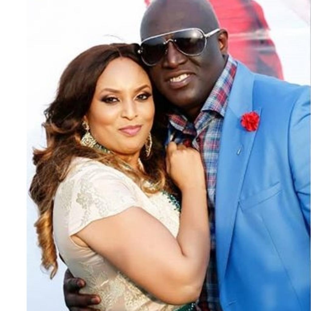 Sammie Okposo celebrates 10th wedding anniversary