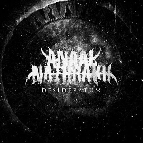 Anaal Nathrakh 'Desideratum' Artwork