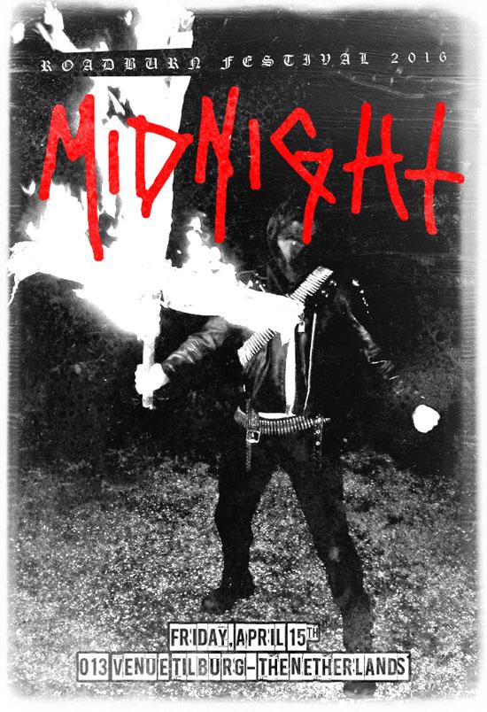 Roadburn 2016 - Midnight
