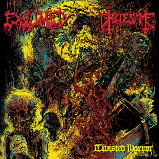 Exhumed & Gruesome 'Twisted Horror'