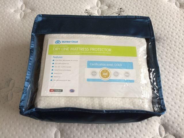 Slumbercloud Dryline Mattress Protector