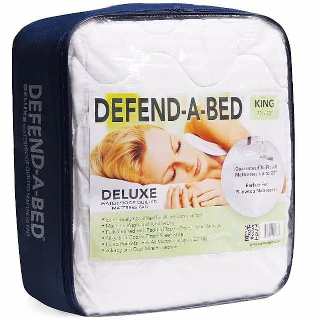 Defend A Bed Mattress Protector Review