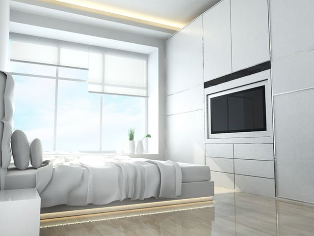 48 Minimalist Bedroom Ideas For Those Who Don't Like ... on Bedroom Minimalist Design Ideas  id=26395