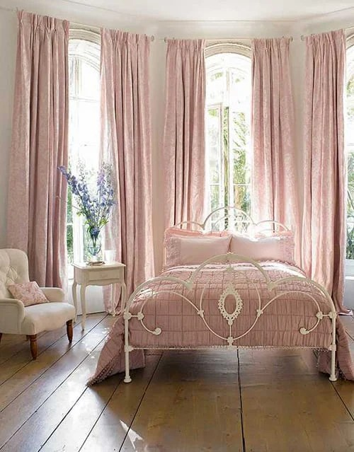 35 Spectacular Bedroom Curtain Ideas - The Sleep Judge on Bedroom Curtain Ideas  id=35159