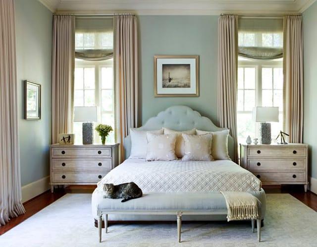 35 Spectacular Bedroom Curtain Ideas - The Sleep Judge on Bedroom Curtain Ideas  id=48808