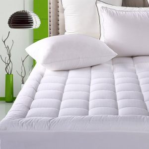 Balichun Mattress Pad Cover Queen Size Pillowtop