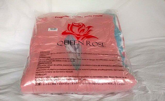 queen rose pregnancy pillow review