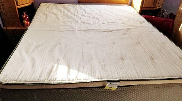 avocado mattress topper review the