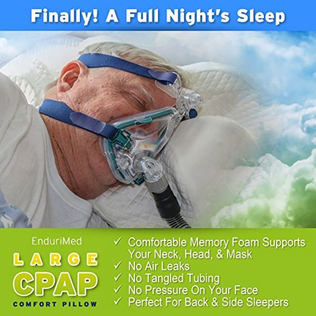 best pillows for use with a cpap