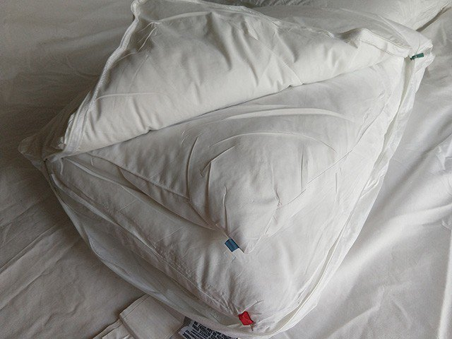 sleepgram pillow review the pillow for