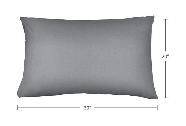 What Is The Size Of A Standard Pillow Case The Sleep Judge