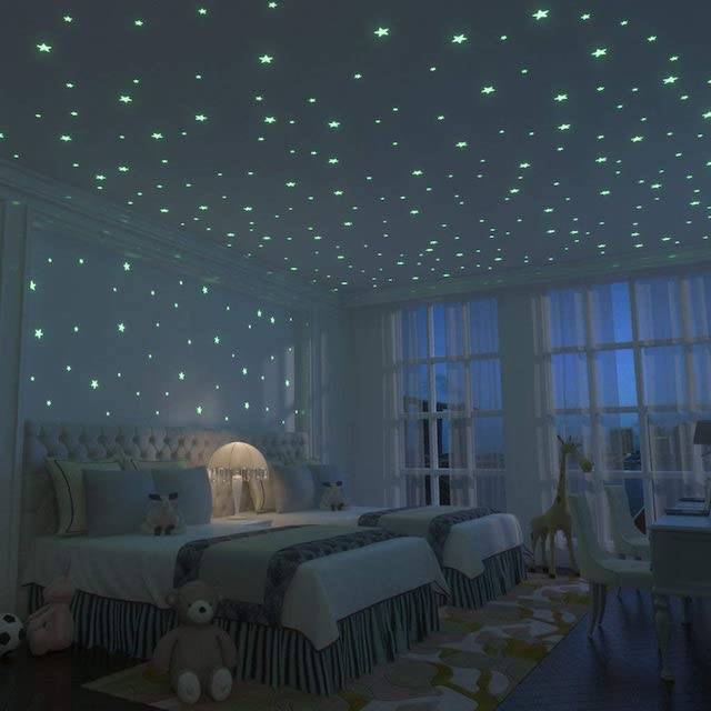 Best Glow In The Dark Stars For A Kids Room Reviews 2021 The Sleep Judge