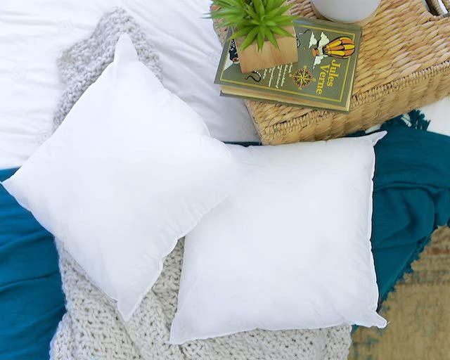best pillow filling for comfy pillow