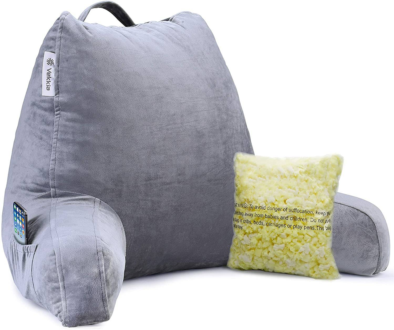 best backrest pillow the sleep judge