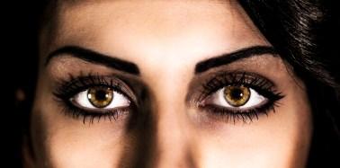 Occhi dettaglio effetto