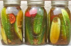 A pickle that bites back