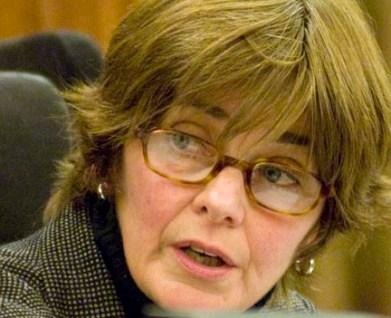 D.C. Councilmember Mary Cheh, author of Healthy Schools bill