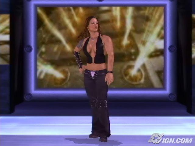 Lita Wwe Smackdown Vs Raw 2007 Roster